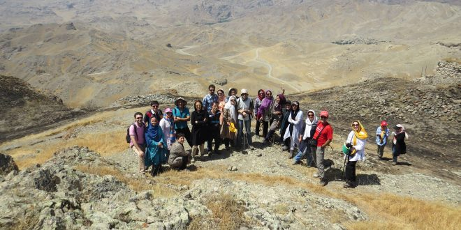 Shirvan valley hiking tour